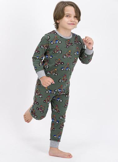 Roly Poly Pijama Takım Haki